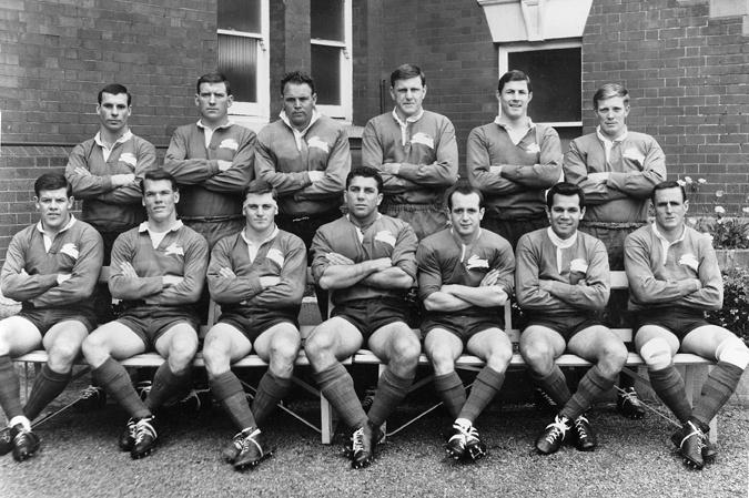 1967 Premiership team