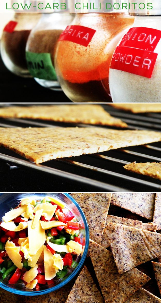 25 Baked Alternatives To Potato Chips And French Fries.  These I want to try.