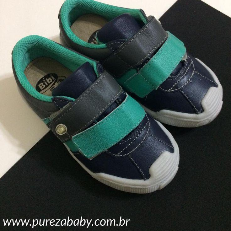 Para renovar os calçados dos pequenos no #esquentapurezababy #esquentablackfriday.   ✏️Tênis por R$ 69,00  Para adquirir acesse: www.purezababy.com.br/tenis-bibi-crescer-fisiologico