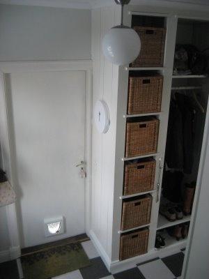 Hemma på Kråkered: Hallbilder..