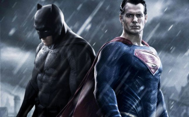 Batman Vs Superman: Dawn of Justice Teaser  http://www.worldofsuperheroes.com/2014/11/batman-vs-superman-dawn-justice-teaser/