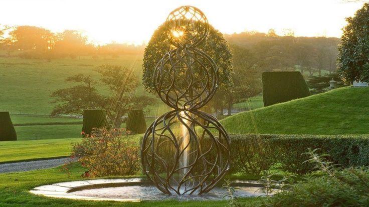 17 best images about jardin moderne on pinterest coins led and haus. Black Bedroom Furniture Sets. Home Design Ideas
