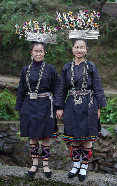 Guizhou : Fanpai village, Miao portraits #5 | Flickr - Photo Sharing!