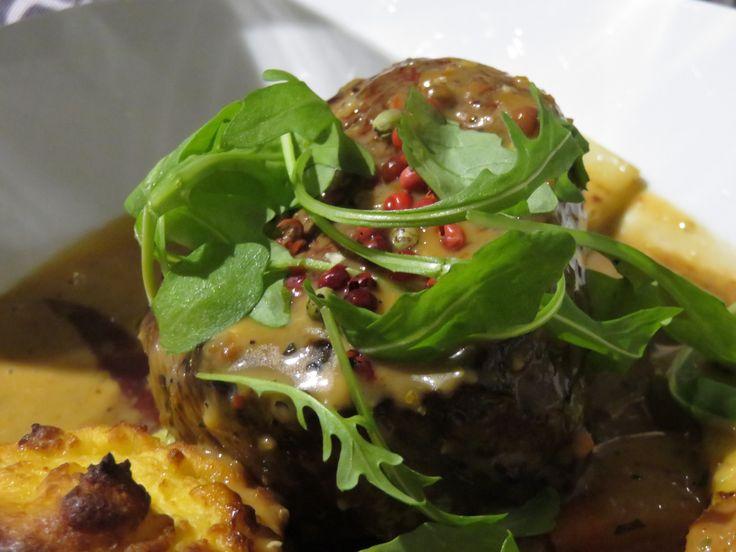 Pepper steak @ravintolabella
