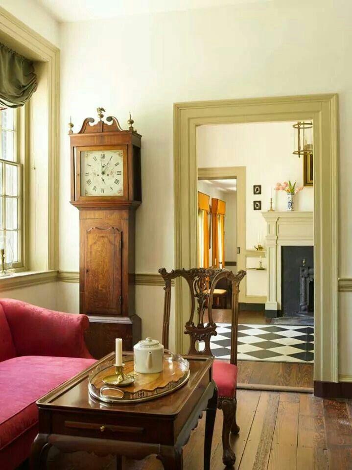 527 best georgian interiors images on pinterest georgian for Georgian interior designs
