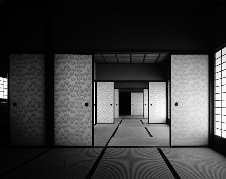 """""""The Katsura Imperial Villa"""",Kyoto,Japan.Bruno Taut is said to """"Cry want to become more beautiful."""""""