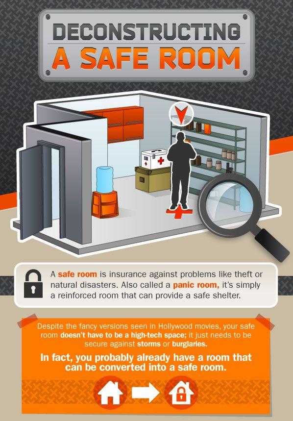103 best secret room safe room panic room ideas images for Best safe rooms