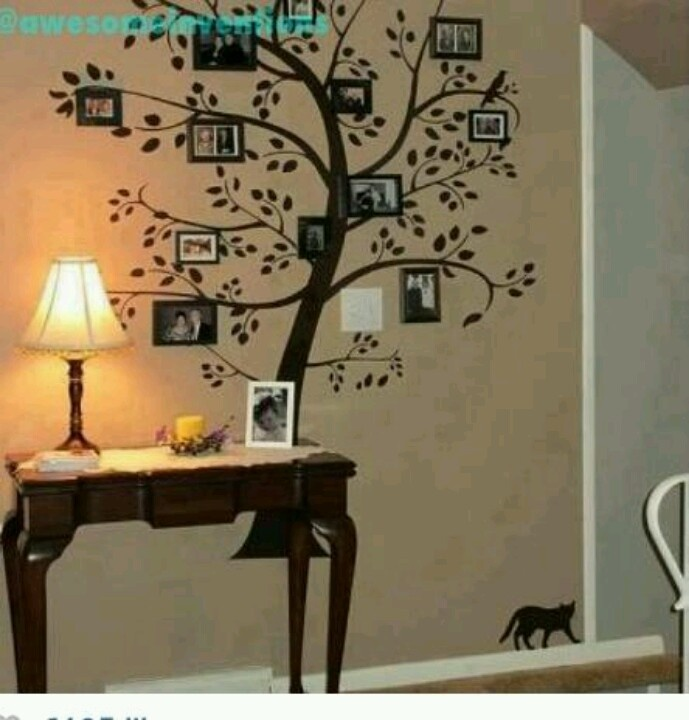 19 Best Images About Wall Dacor On Pinterest Trees