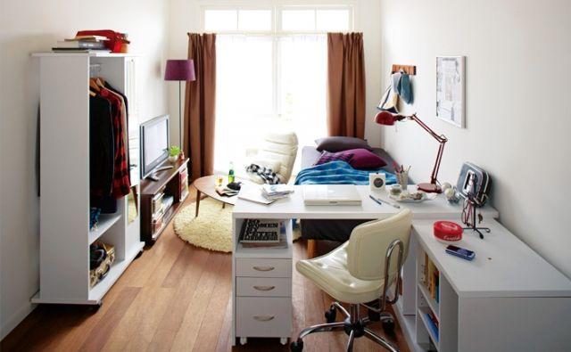 1R・1Kでも部屋でも快適に暮らせる。 【6〜8畳】狭い部屋の一人暮らしインテリア・画像集