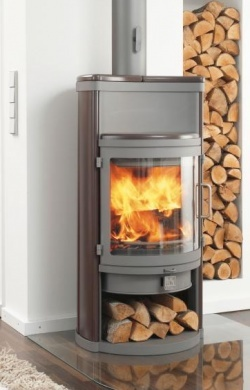 another idea, what about a wood stove instead of a fireplace
