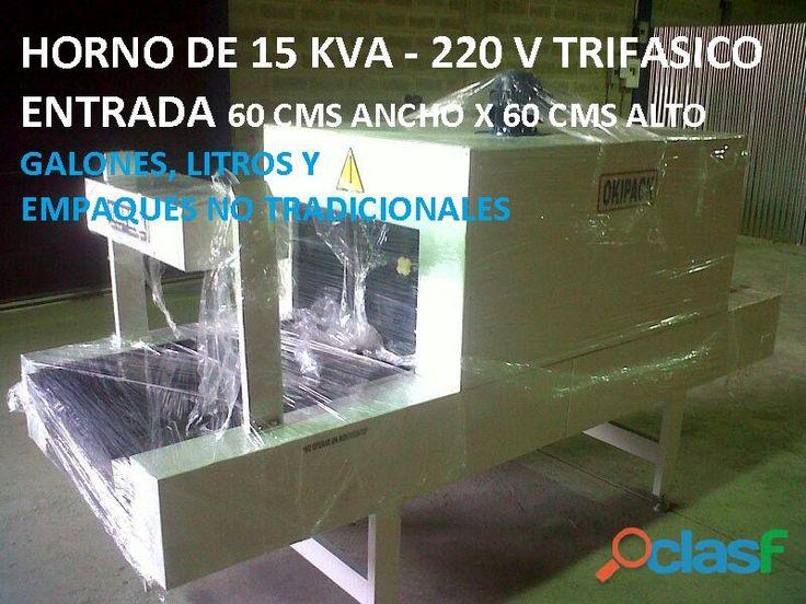 lineas termoencogibles para su producto, galones, litros, libros, alimentos #servicios #clasfvenezuela
