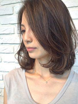 【JEANAHARBOR、後藤】ボブからの伸ばしかけに少し変化を! - 24時間いつでもWEB予約OK!ヘアスタイル10万点以上掲載!お気に入りの髪型、人気のヘアスタイルを探すならKirei Style[キレイスタイル]で。