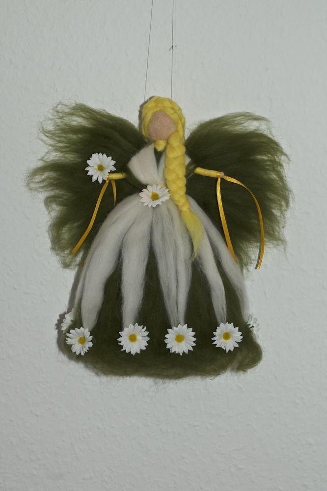 Margeriten Fee Engel Elfe Blüte Jahreszeitentisch