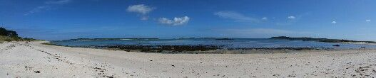 Pentle Bay, Tresco, Isles of Scilly, England