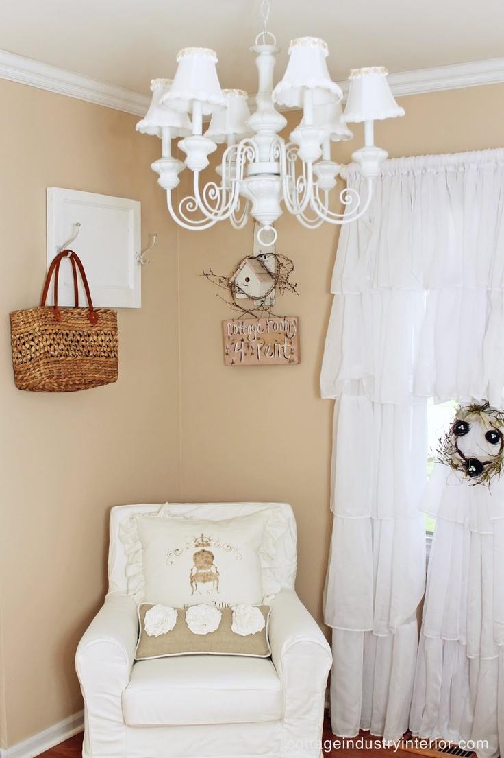 286 best decor cottage style inspirations images on pinterest junk chic cottage