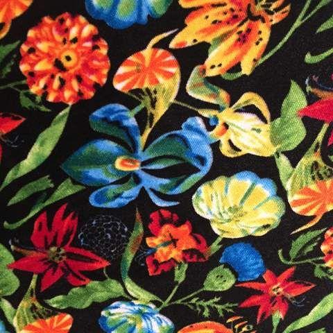 Terciopelo Estampado | Textil P y H Ltda.
