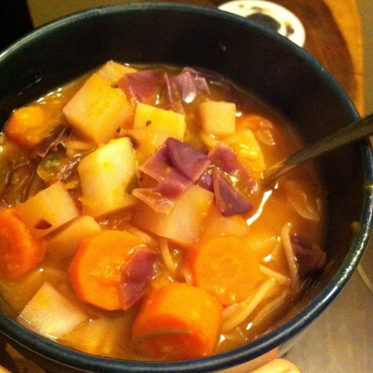 Haitian Pumpkin Soup Recipe