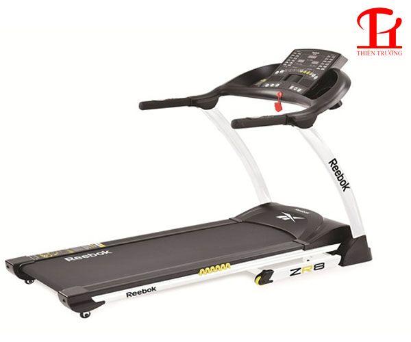 Thể thao Thiên Trường chuyên cung cấp máy chạy bộ điện Reebok ZR8 hàng chính hãng giá rẻ nhất trên thị trường