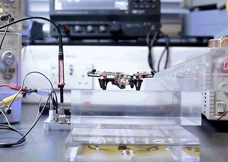 Wireless Power Allows this Drone to Fly Forever - Thanks to wireless power, we may soon see the day of drones having endless power, and thus unlimited flight time.