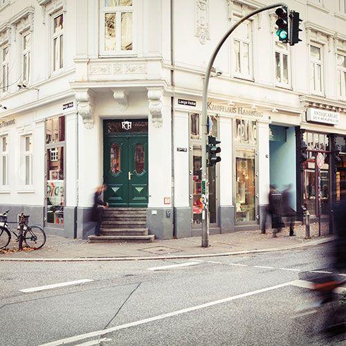 Ladengeschäft KAUFHAUS HAMBURG in Hamburg-Sankt Georg