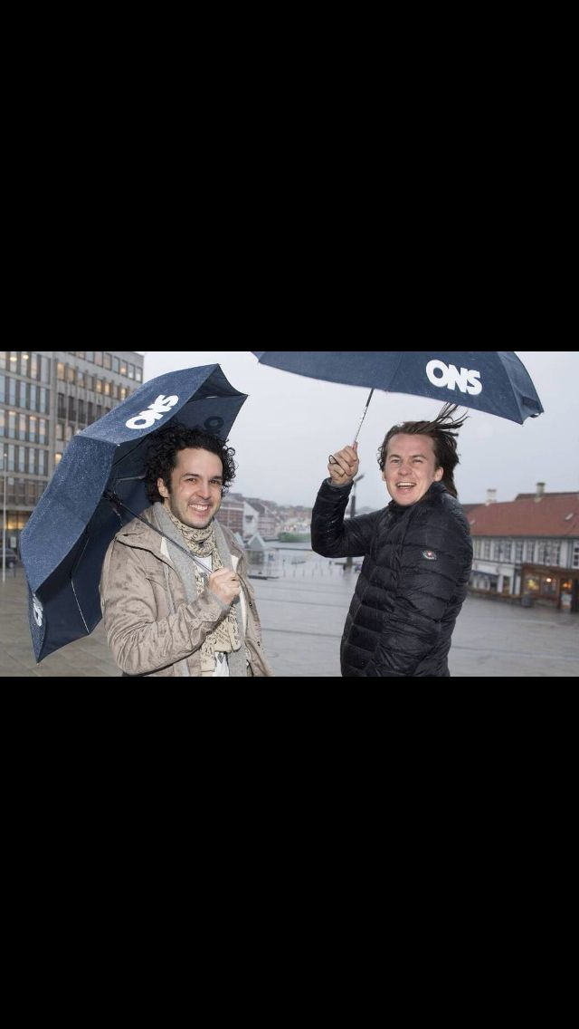 Ylvis-they are positive every day