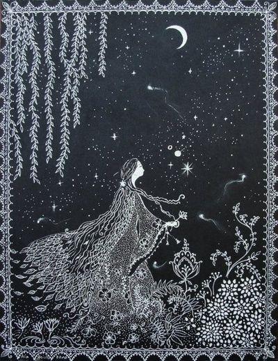 aleksandriani:  Vision Of Gaia by Nin Heidhr