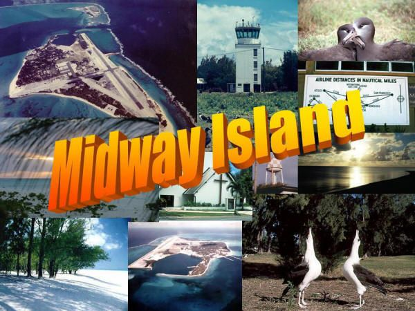 Midway Atoll/Midway Island, North Pacific