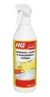 schimmel in de douche, goed site met uitleg en schoonmaak tips. Niet alleen HG maar ook met azijn of groene zeep