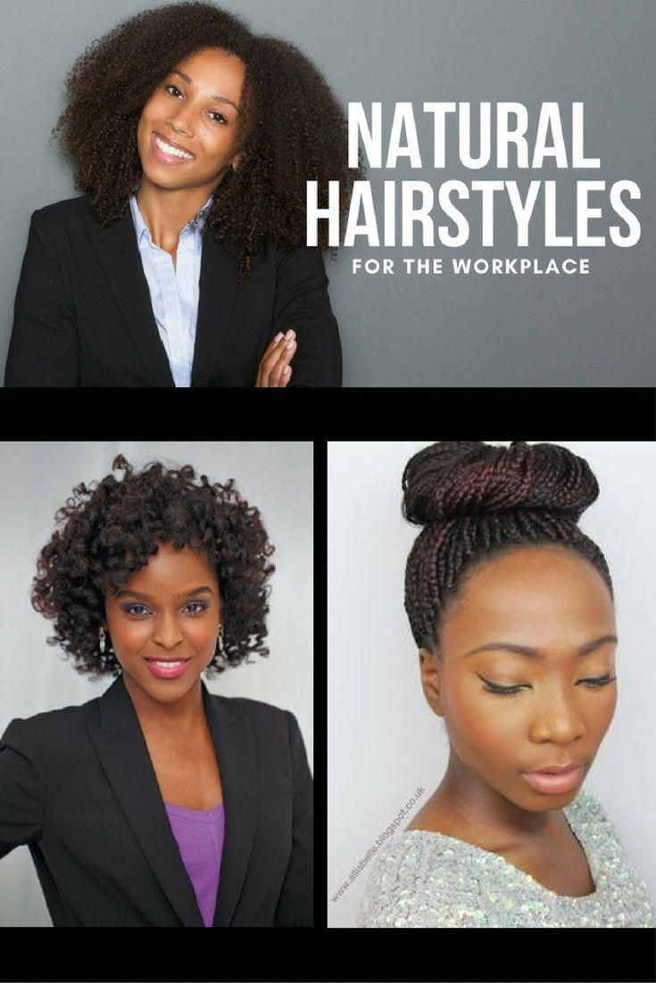 natural hairstyles for work are a controversial subject
