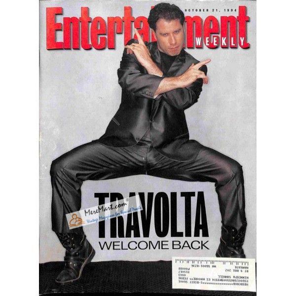 Entertainment Weekly, October 21 1994 | $9.22