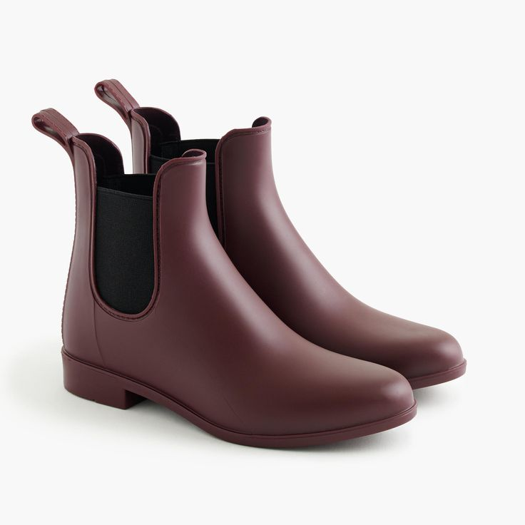 9 Rain Boots to Get You Through Fall That Arent Hunters via Brit + Co