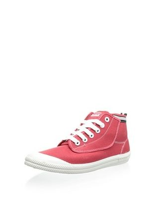 58% OFF Volley Men's High Leap Sneaker (Red/black)