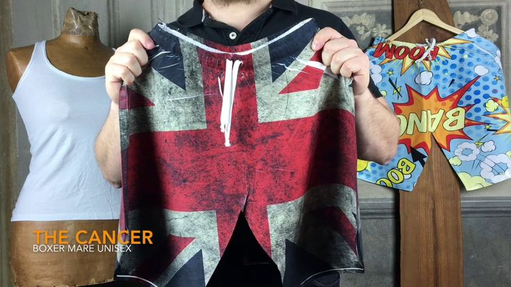 TT-Shirt | The Cancer, boxer mare personalizzato - YouTube