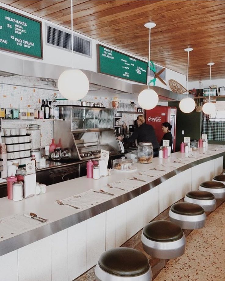 In Phoenicia, New York, you'll find the Phoenicia Diner, which just might be the most Insta-worthy d... - @lovethedesign