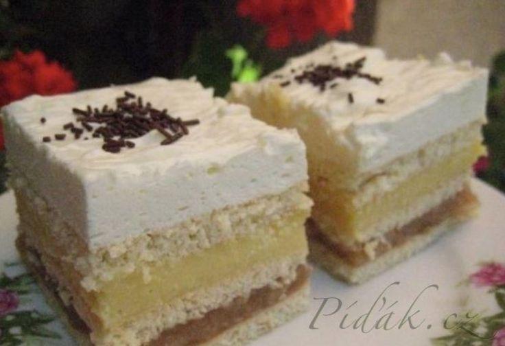 Píďák.cz - Recept - Jablková krémeška