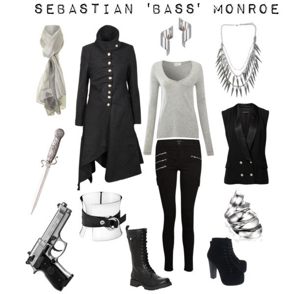 Sebastian Bass Monroe - Revolution (NBC) inspired outfit by shadowsintime on Polyvore