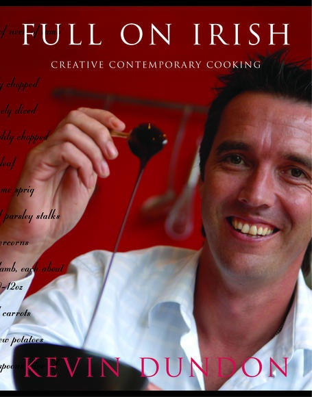 A wonderful cookbook of modern Irish food from chef Kevin Dundon