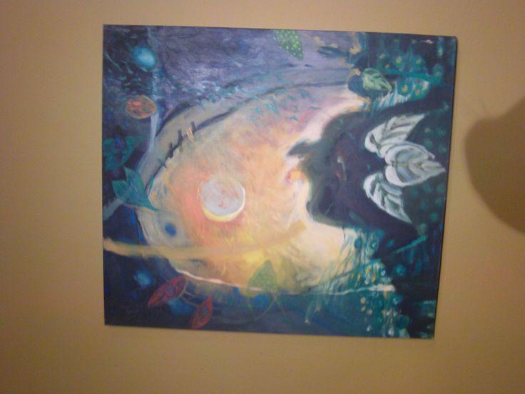 'Magia, Memoria, Color' es una muestra retrospectiva que recoge trabajos del artista desde 1992 hasta este año.