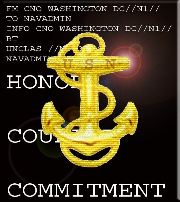 navy honor courage commitment Steer your course for the uss constitution museum and honor the men and   who served in 1812, then join a current navy sailor for a tour of uss constitution.
