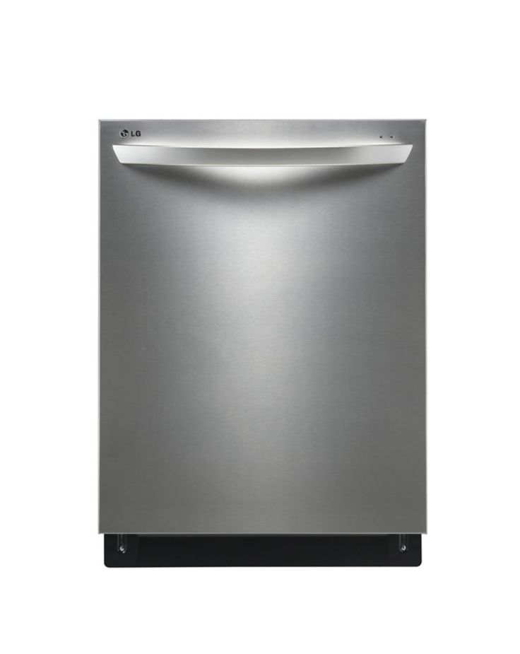 24-inch Fully Integrated Dishwasher with EasyRack Plus in Stainless Steel