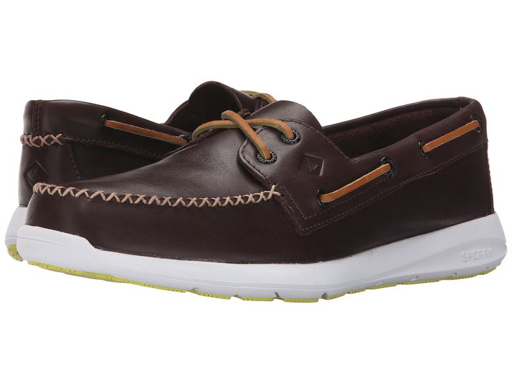 Sperry Top-Sider Men's Sojourn 2-Eye Shoes Brown