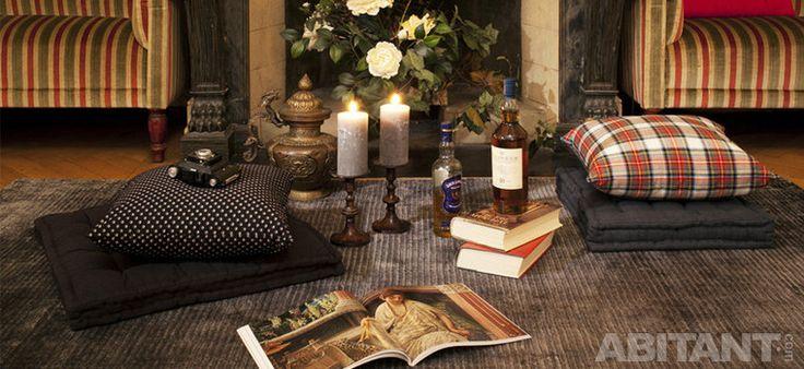 Шесть идей осеннего декора. Уютный и теплый дом с красочной палитрой осени.