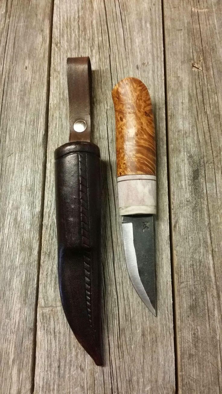 Lindmarks Knivmakeri: Kniv nr 71( Såld)
