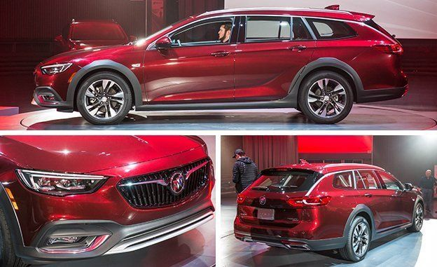 2020 Buick Regal Tourx Review Pricing And Specs In 2020 Buick Regal Buick Wagon
