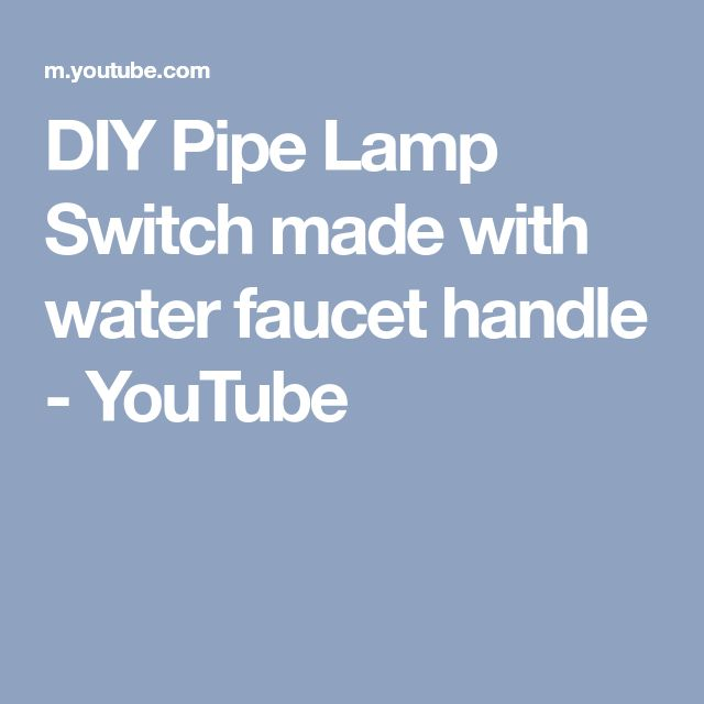 Best 25+ Pipe lamp ideas on Pinterest | Pipe lighting, Diy ...