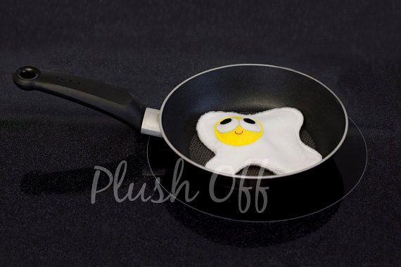 Fried Egg Postcard  2nd Edition