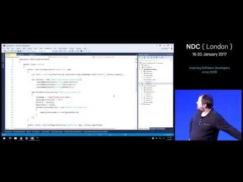 (5) IdentityServer4: New & Improved for ASP.NET Core - Brock Allen & Dominick Baier - YouTube