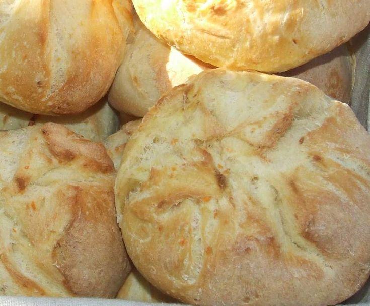 Rezept Rosensemmeln von Sanni84 - Rezept der Kategorie Brot & Brötchen