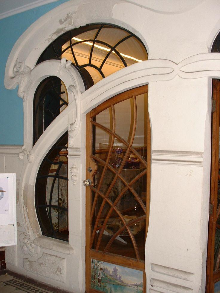 Tea house, Portugal Casa de Chá do Museu de Arte Nova Aveiro