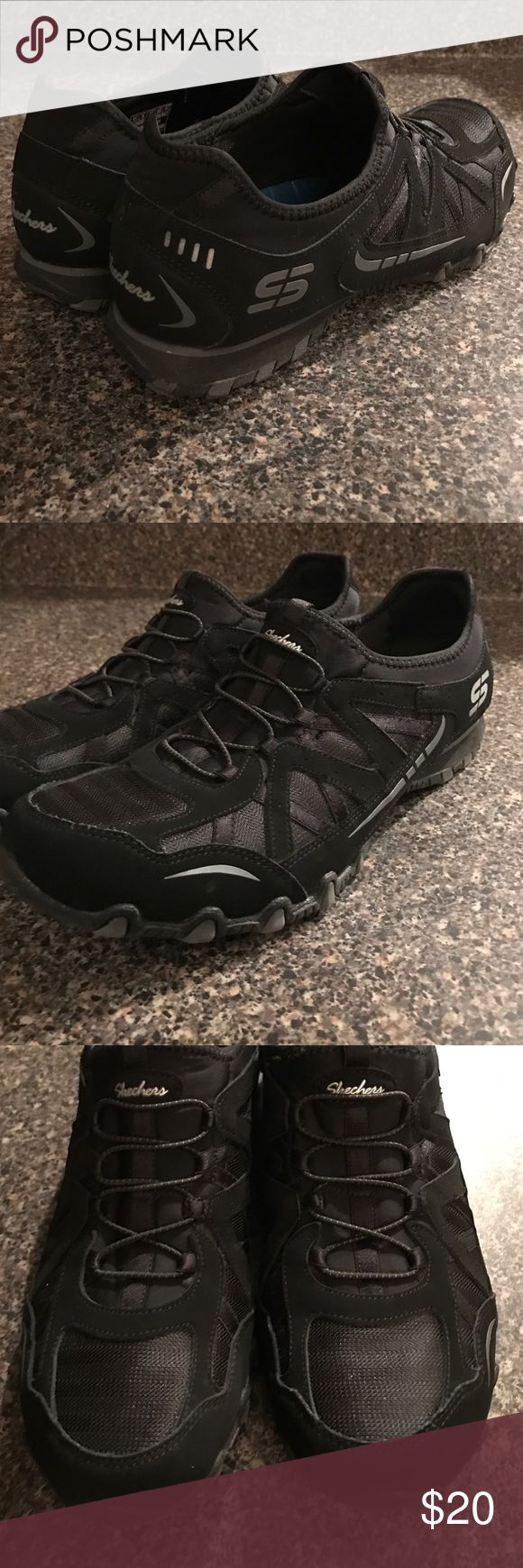 Skechers Sneakers Skechers Sneakers, These Sneakers has been worn few times since I am not a sneaker girl & displays signs of wear but are in very good condition & have been very well cared for. Skechers Shoes Sneakers